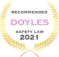 Safety - Recommended - 2021